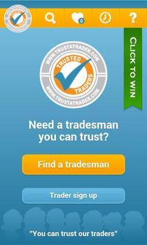 TrustATrader poster