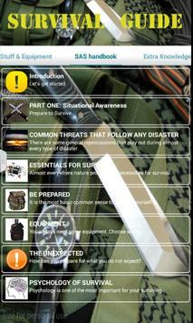 Ultimate Survival Guide apk screenshot