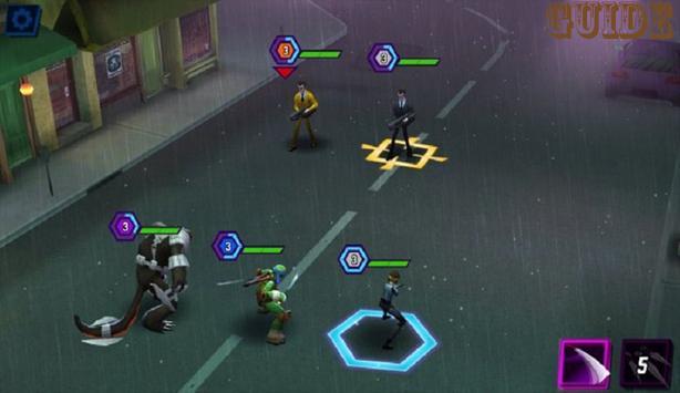 Guide Ninja Turtles Legends apk screenshot
