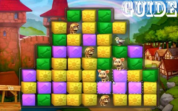 Guide For Pet Rescue Saga apk screenshot