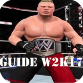 Guide For WWE 2K17 icon