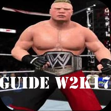 Guide For WWE 2K17 poster