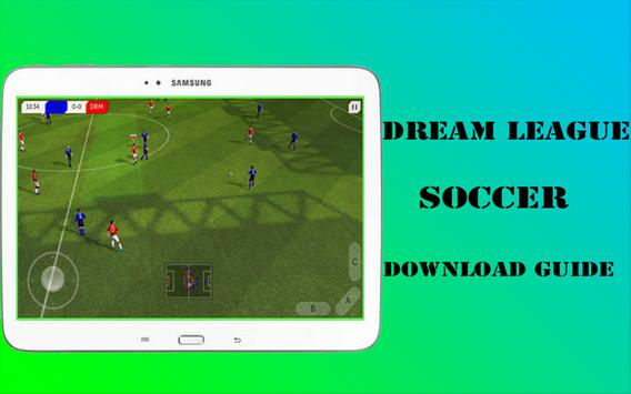 Guide Dream League Soccer 16 poster