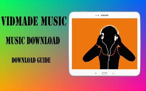 Vid Made Guide Video Download apk screenshot