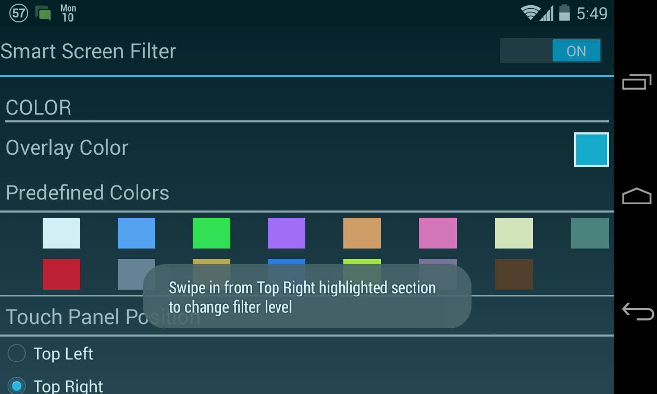 Smart Screen Filter APK Download