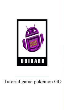 Tutorial Pokemon GO poster