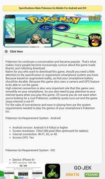Tutorial Pokemon GO apk screenshot