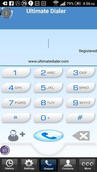 Ultimate Dialer apk screenshot