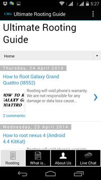 Ultimate Rooting Guide poster