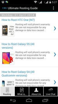 Ultimate Rooting Guide apk screenshot