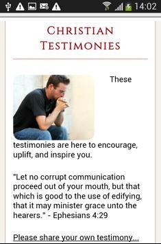 KJV Bible apk screenshot