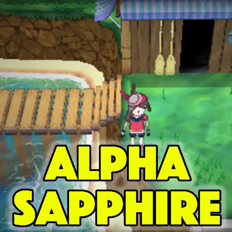 pokemon alpha sapphire how to get free pokemon
