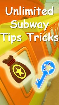 Unlimited Subway Tips Tricks poster