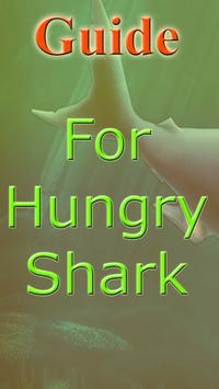 Guide For Hungry Shark poster