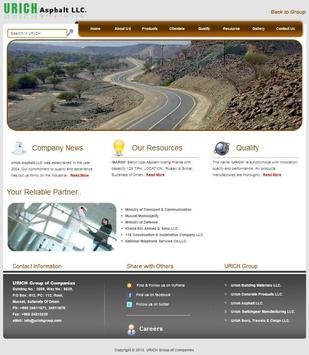 Urich Group of Companies apk screenshot
