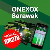 ONEXOX Sarawak icon