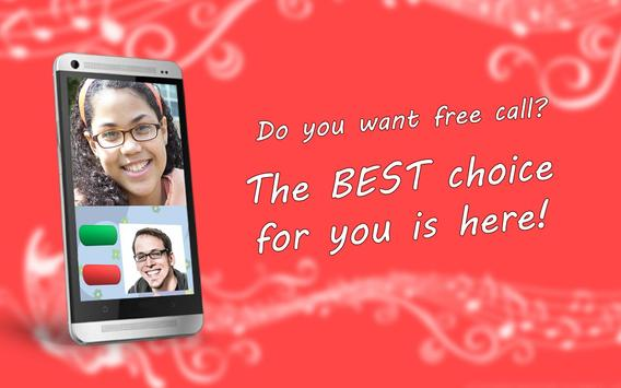 Video Call in Facebook poster