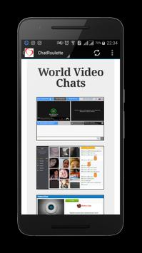 Online Video Chat poster