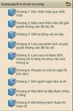 Quang ganh lo di ma vui song apk screenshot