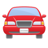 Vehicle Registration info.IND. icon