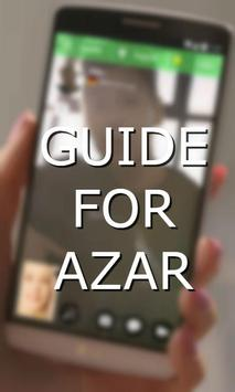 Guide Azar Video Calling App poster