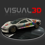 Visual3D VR Car Demo icon