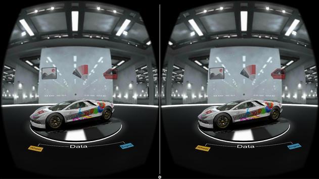 Visual3D VR Car Demo poster