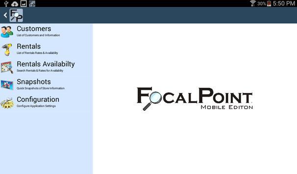 FocalPoint Mobile 2.52 apk screenshot