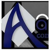 Aaxia carte de visite 3D icon