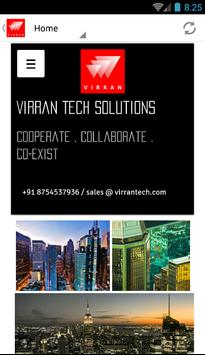 Virran Tech Solutions Pvt Ltd apk screenshot
