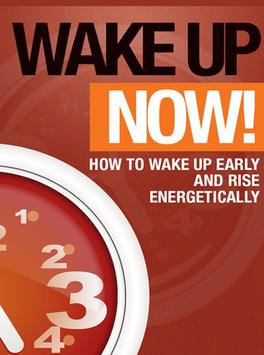 Waking Up Early apk screenshot