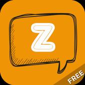 Walkie Talkie Zello PTT Tips icon