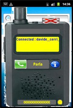 WalkieWorld apk screenshot