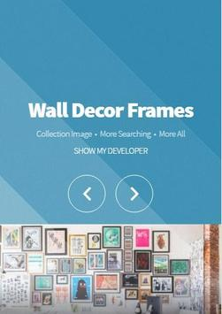 Wall Decor Frames poster