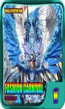 Fashion Carnival Wallpaper poster
