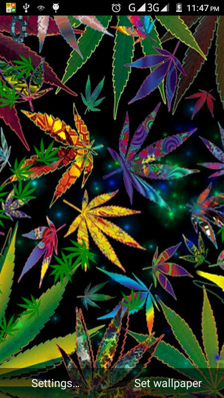 weed live wallpaper apk download free personalization