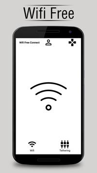 WiFi Free Connect & Location poster