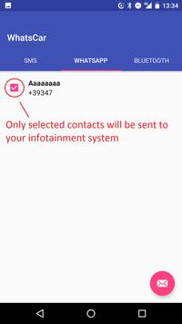 WhatsCar - FREE apk screenshot