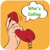 Whos Calling Caller Name Talke icon