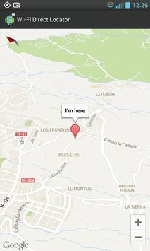WI-FI Direct Locator apk screenshot