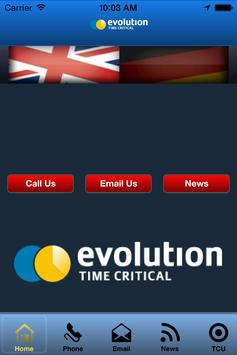 Evolution Time Critical poster