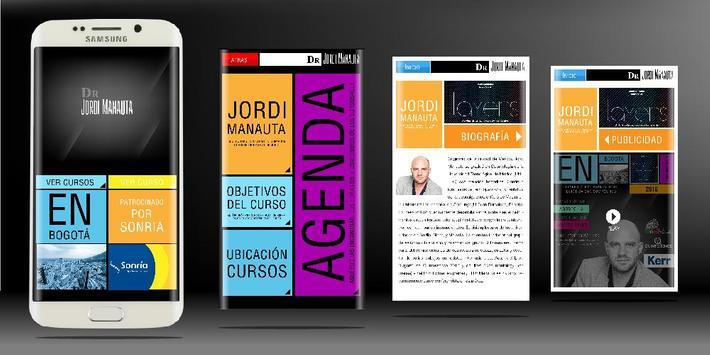 Jordi Manauta apk screenshot