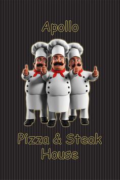 Apollo Steak and Pizza poster