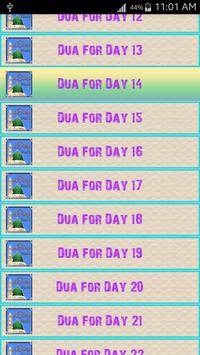 Ramzan Duas apk screenshot