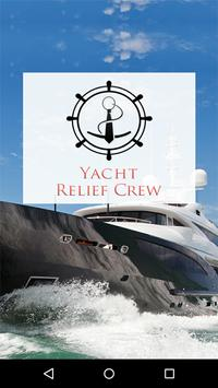 Yacht Relief Crew poster