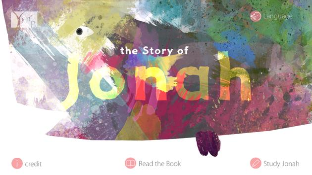 (free) The Story of Jonah apk screenshot