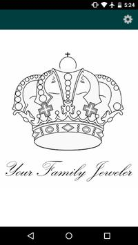 Your Family Jeweler poster