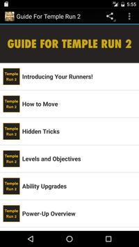 2016 Guide For Temple Run 2 apk screenshot