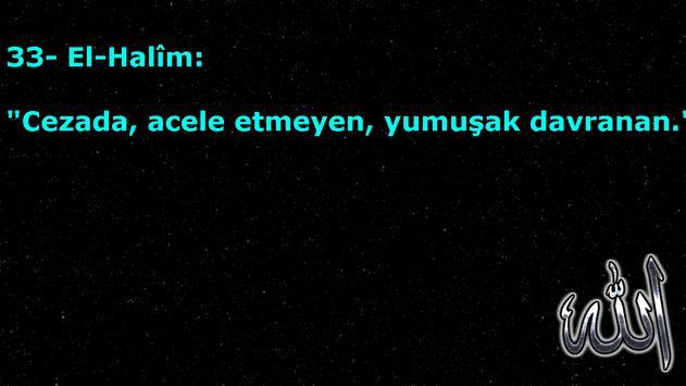 Esma-Ül Hüsna (99 İsim) apk screenshot