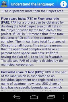 Home Buyers Guide apk screenshot